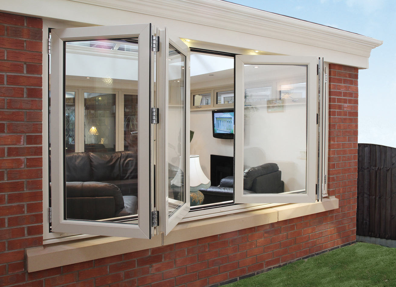glazing trade supplies Bi-fold uPVC Doors