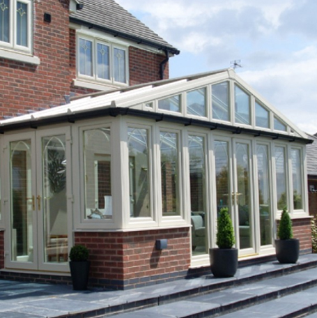 glazing trade supplies Gable Front conservatories