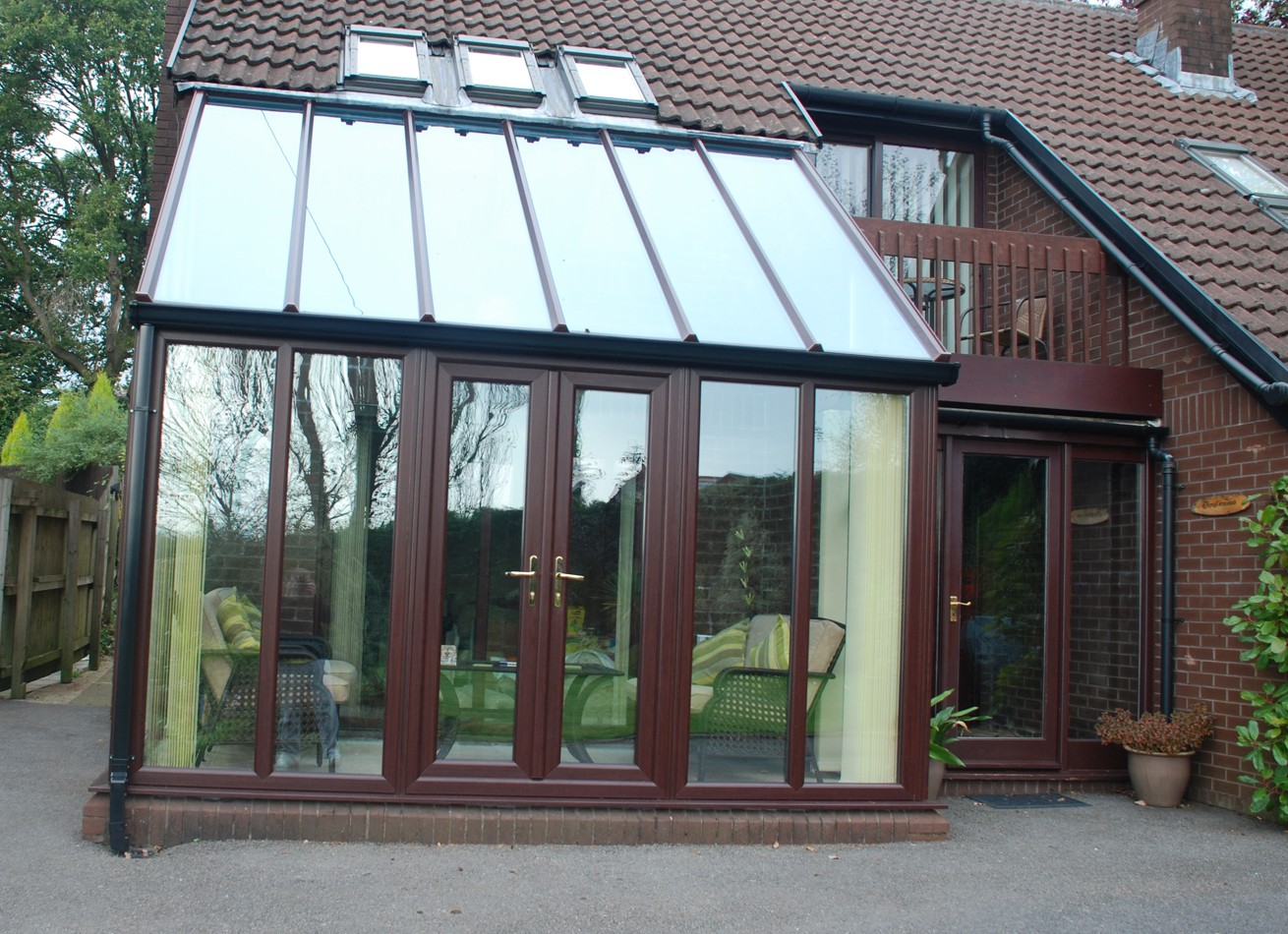 glazing trade supplies Lean-to conservatories 1