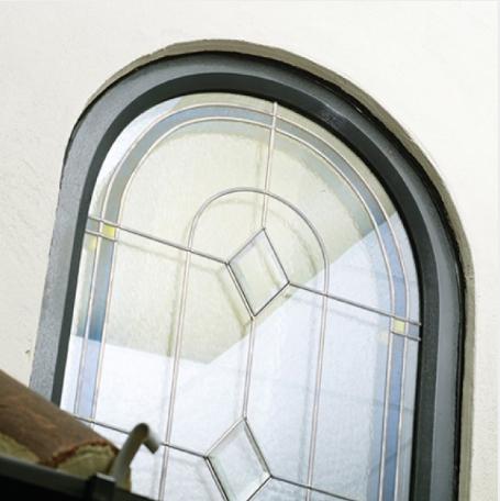 glazing trade supplies shaped windows