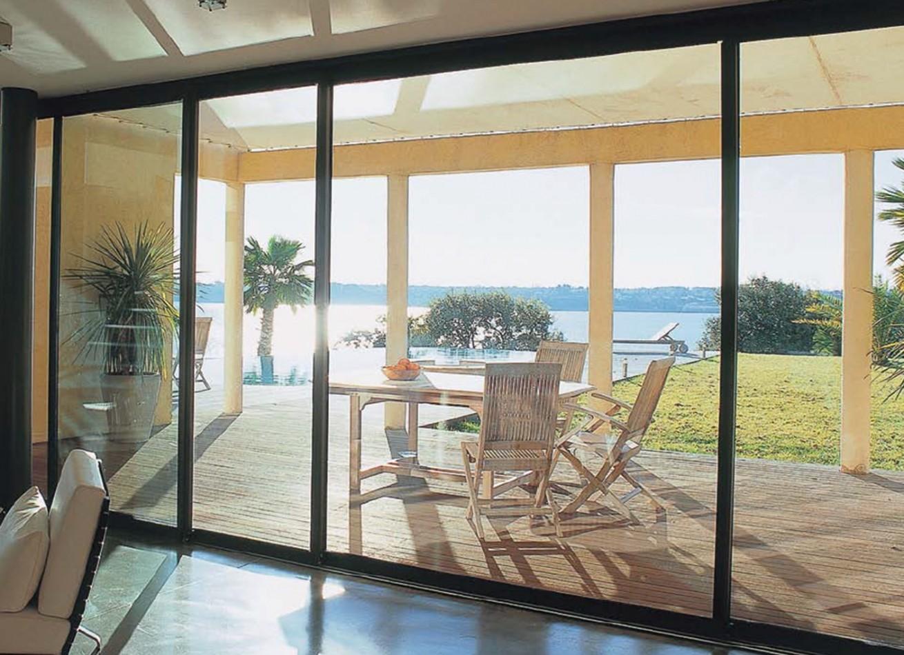 glazing trade supplies smart wall aluminium windows and doors 1