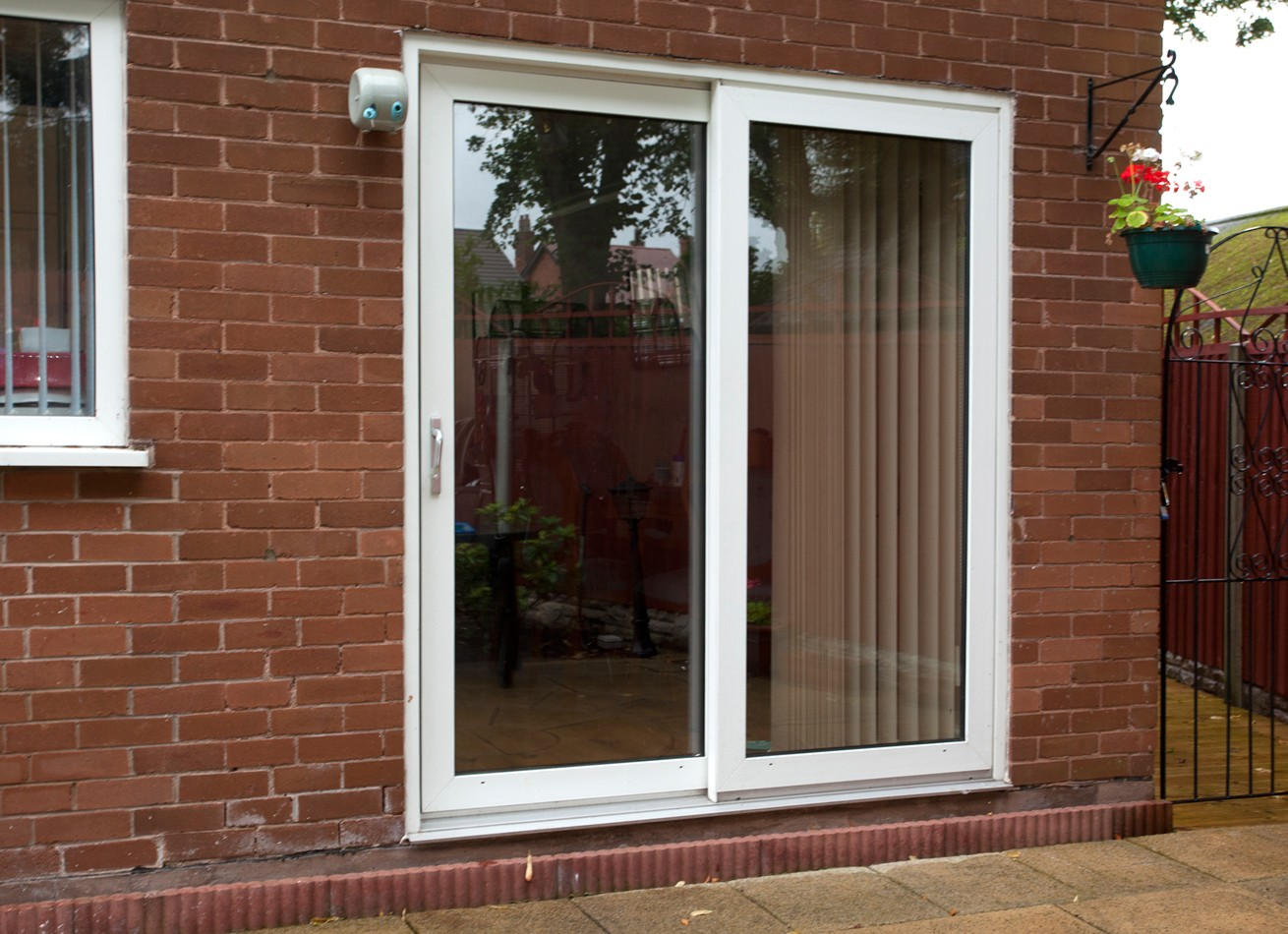 glazing trade supplies uPVC Patio Doors