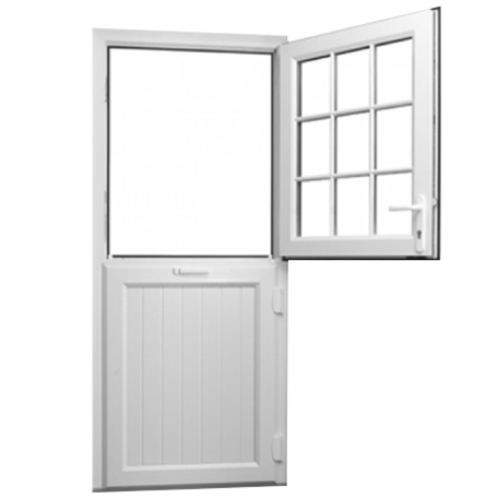 glazing trade supplies uPVC Stable Doors