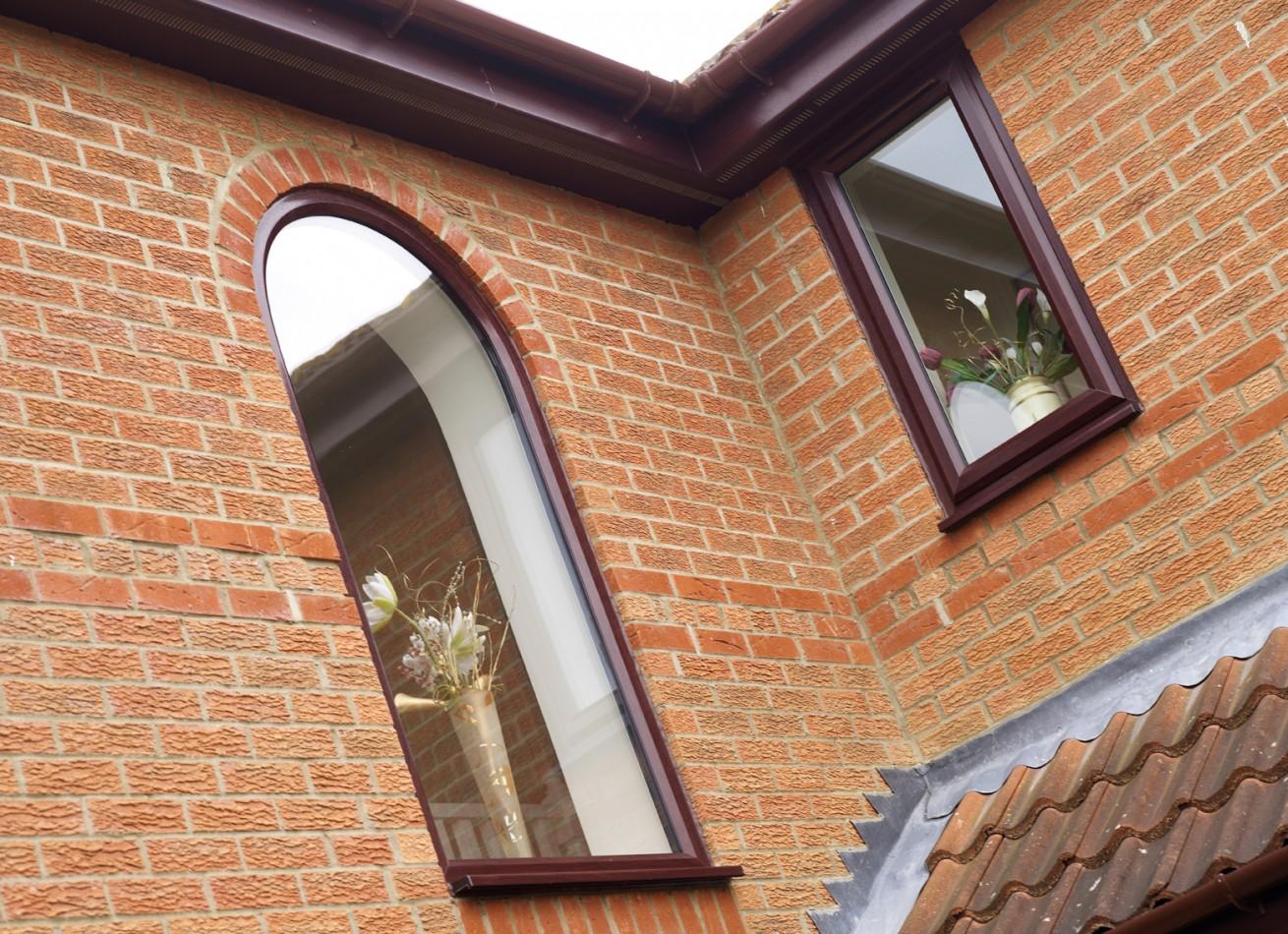 glazing trading supplies shaped windows