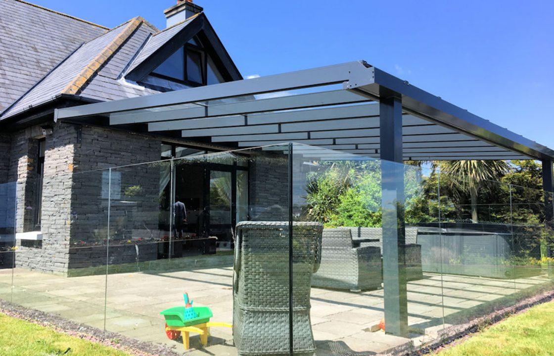 Glazing Trade Supplies Contemporary AlFresco Veranders 1