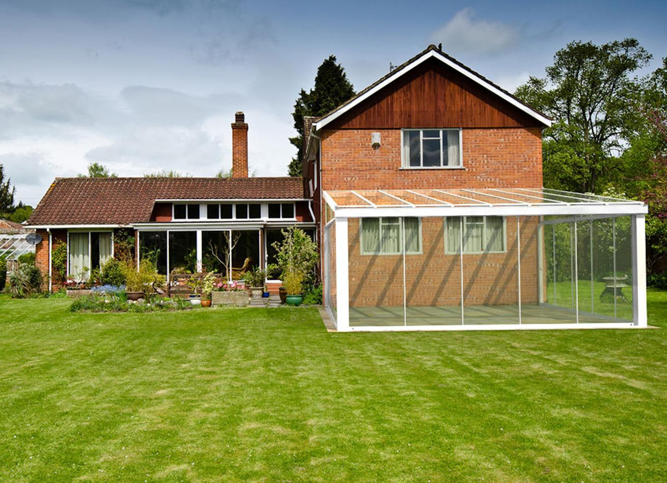 Glazing Trade Supplies Contemporary Alfresco Glass Room Veranders 2