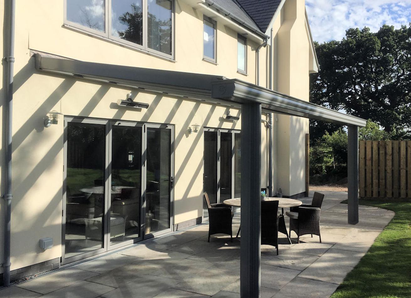 Glazing Trade Supplies Traditional Al Fresco Veranders 1