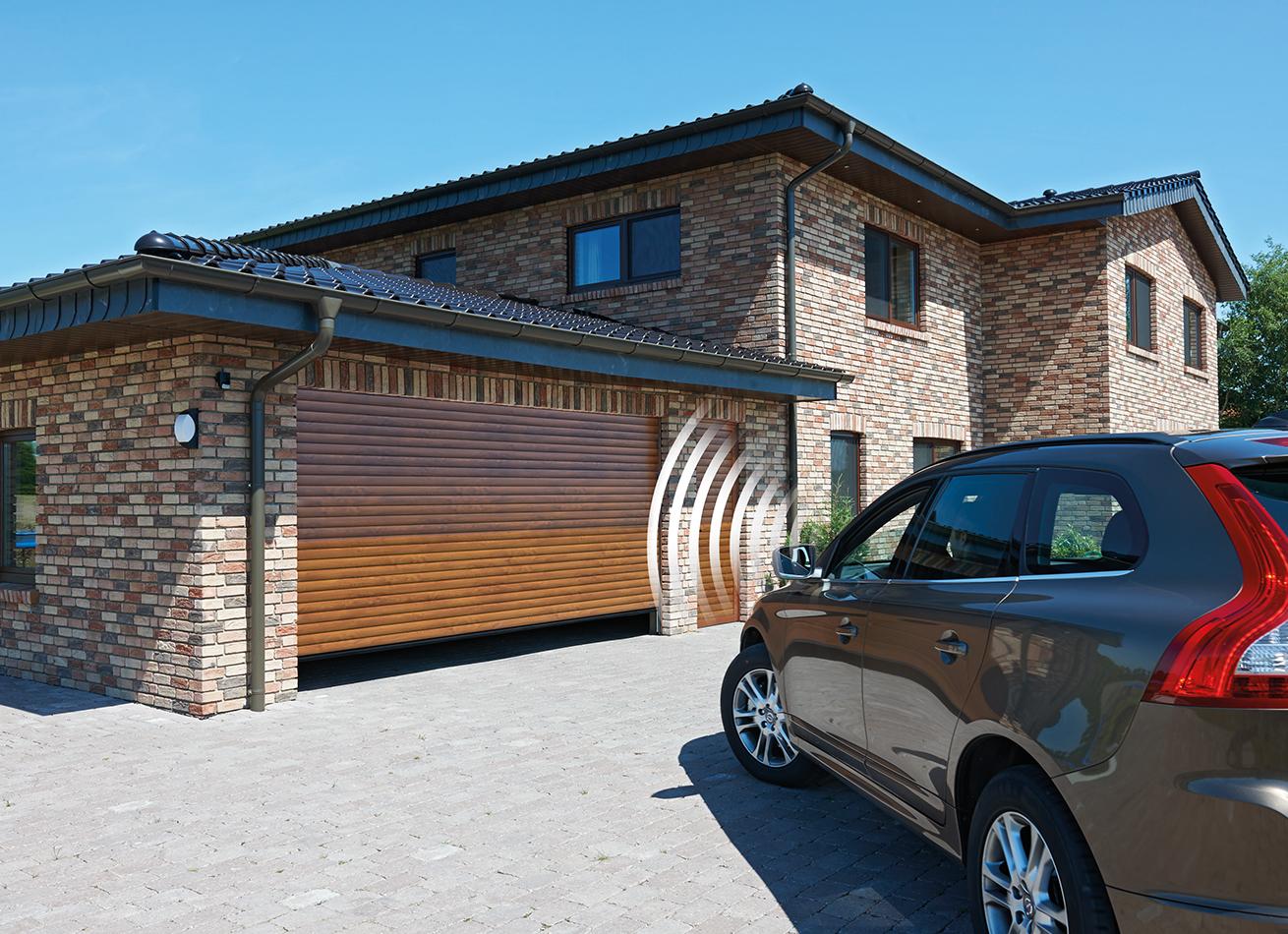glazing trade supplies Timber Garage Doors 2