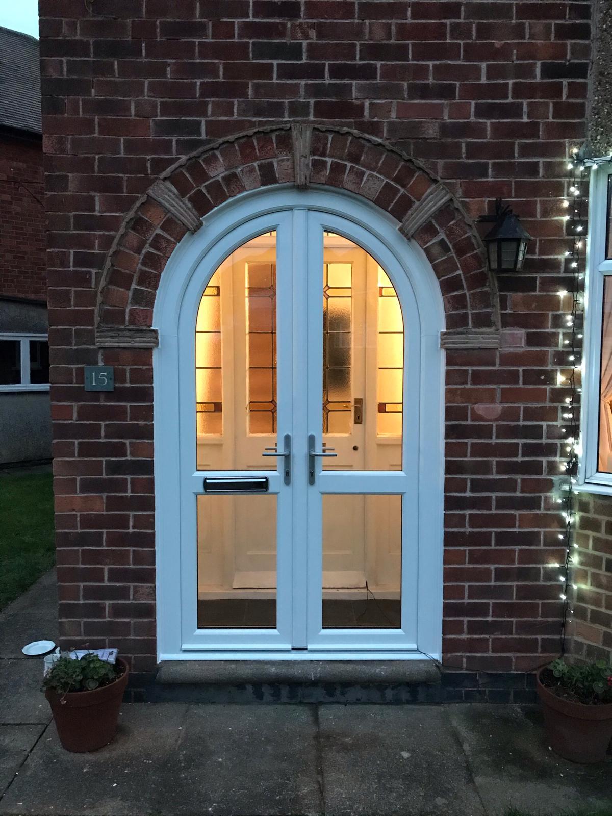 Glazing Trade Supplies Upvc doors