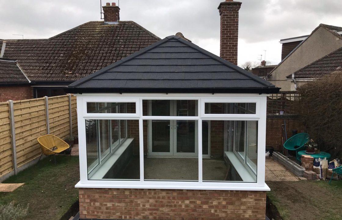 Glazing Trade Supplies Full Glass Orangerie