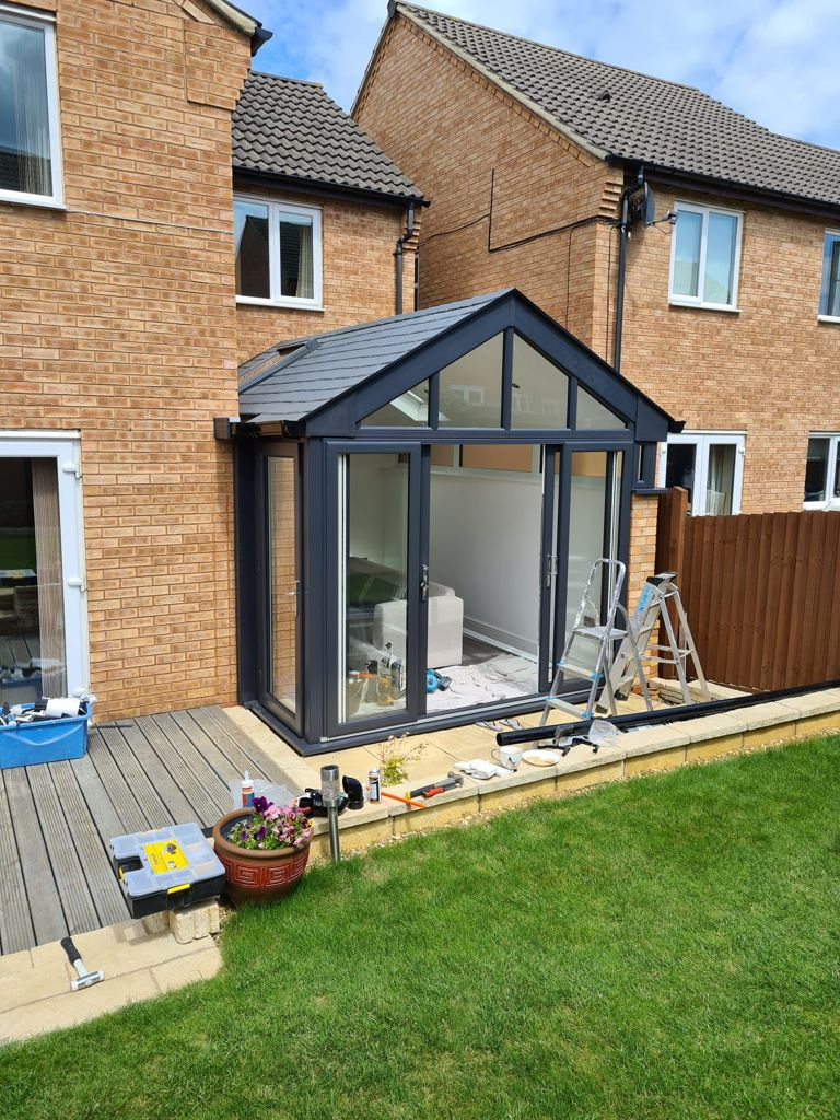 Gable Front conservatory